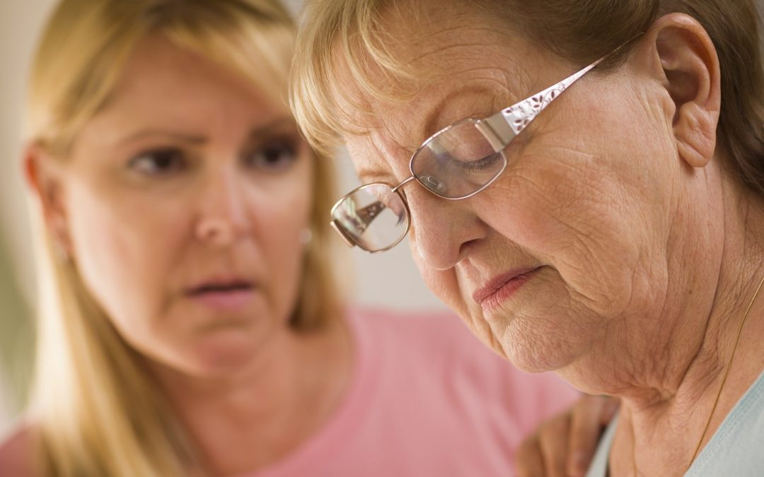 Help! Mom Doesn't Want to Go into Assisted Living